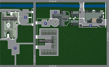 Site Map for Homestead Living