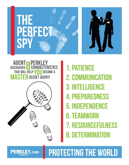 Characteristics of a Spy Poster