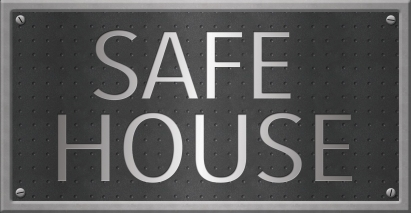 Safe House Sign